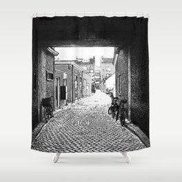 Hengelo 15 Shower Curtain