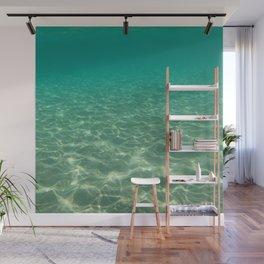 underwater dreamin Wall Mural