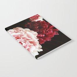 Peony Passion Notebook