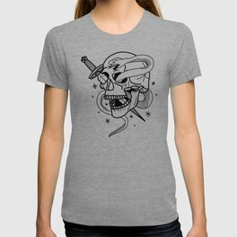 HALF DEATH OF EXHAUSTION T-shirt