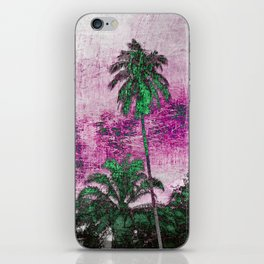 What's with all the palm trees ;) iPhone Skin