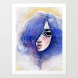 Fathom Art Print