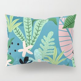 Into the jungle - twilight Pillow Sham