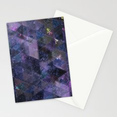 Abstract Geometric Background #21 Stationery Cards