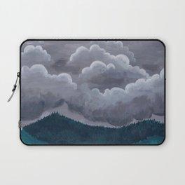 Mountain Rain Laptop Sleeve