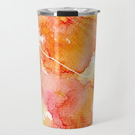 Los Angeles Summer Travel Mug
