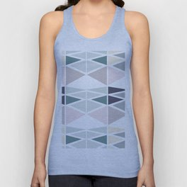 Triangles game Unisex Tank Top