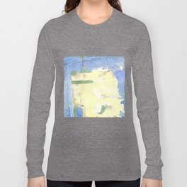 SF City Map Long Sleeve T-shirt