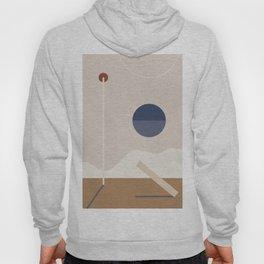 Geometric Abstract 116 Hoody
