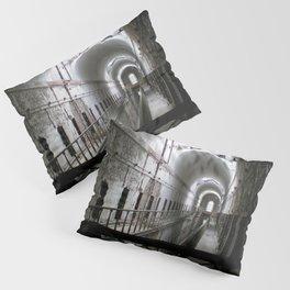Haunted Corridor Pillow Sham