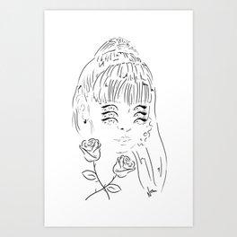 PARK BOM Art Print