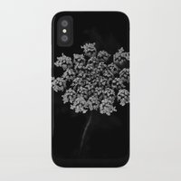 lace iPhone & iPod Cases featuring Lace by SilverSatellite