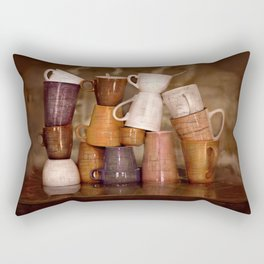 Cafehouse (without windows) Rectangular Pillow