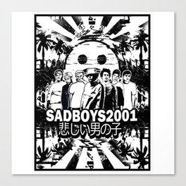 Yung Lean - Sad Boys Canvas Print