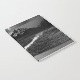 Ansel Adams - The Tetons and Snake River Notebook