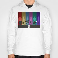 big hero 6 Hoodies featuring The Big Hero 6 by Travis Love