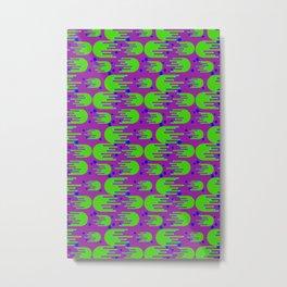 Slime Lord Metal Print
