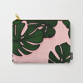 Exotic plant leaves Carry-All Pouch