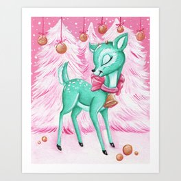 Winter Wonderland Art Print