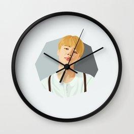 Jimin Wall Clock