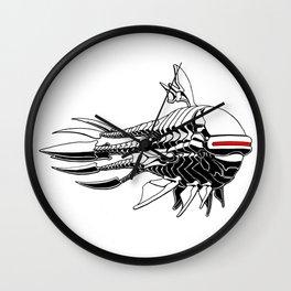 Punkfish Wall Clock