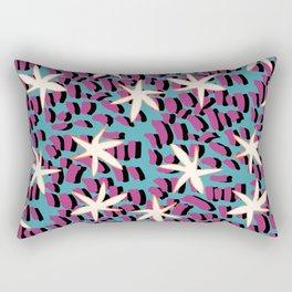 All about the star Rectangular Pillow
