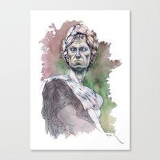 Alea iacta est Canvas Print