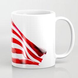 US Flag (Slightly Glitched) Coffee Mug