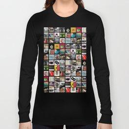 Simply Retro! Long Sleeve T-shirt