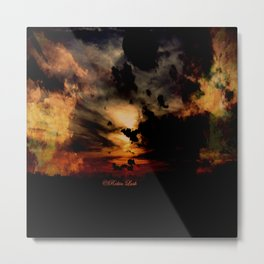 Armageddon Metal Print