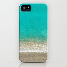 Blue from the Top 4 iPhone Case