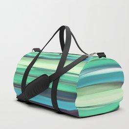Aqua blur Duffle Bag