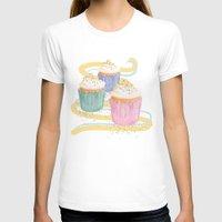 sprinkles T-shirts featuring Sprinkles by Hayley Bowerman Design