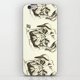 Pug Mug iPhone Skin