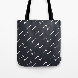 Hatchet Job Tote Bag