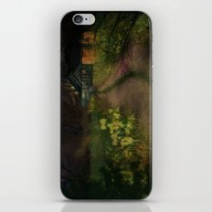The House Down the Lane iPhone & iPod Skin