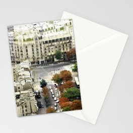 on top III Stationery Cards