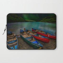 Lake Geirionydd Canoes Laptop Sleeve