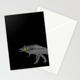 Dinosaure Stationery Cards