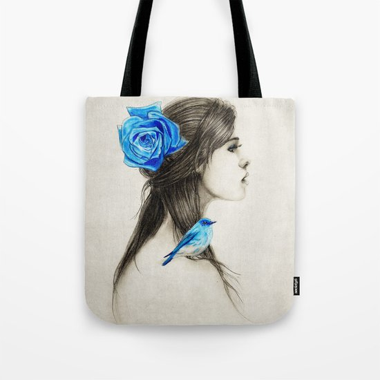 .Dejection Tote Bag