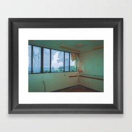 Hosts: Divola (2016) Framed Art Print