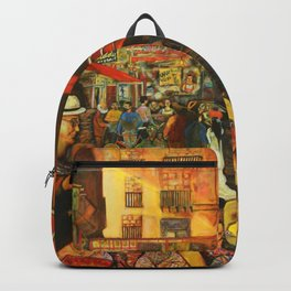 Vucciria#2013 Backpack
