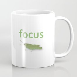 Focus Grasshopper Coffee Mug
