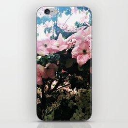 Dogwood Rainful iPhone Skin