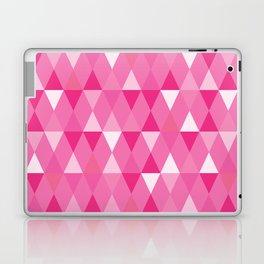 Harlequin Print Pinks Laptop & iPad Skin