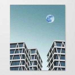 50Hertz Transmission GmbH, Berlin, Germany Comic Art Canvas Print
