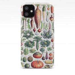 Adolphe Millot - Légumes pour tous - French vintage poster iPhone Case