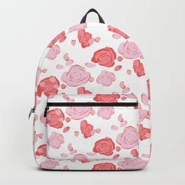 Roses pattern 3 Backpack
