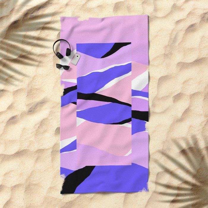 Tina Beach Towel
