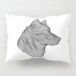 THE WOLF Pillow Sham